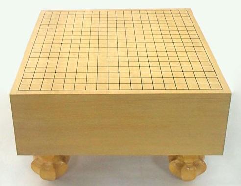 足つき碁盤